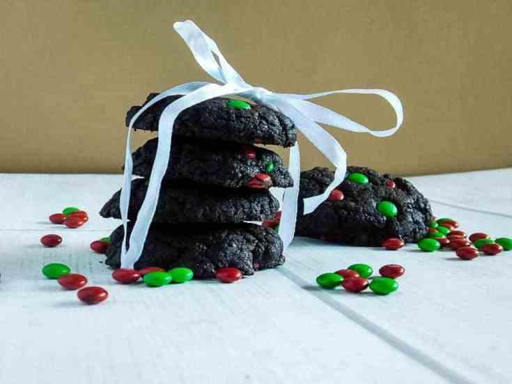 Gluten Free Chocolate Cake Mix Cookies