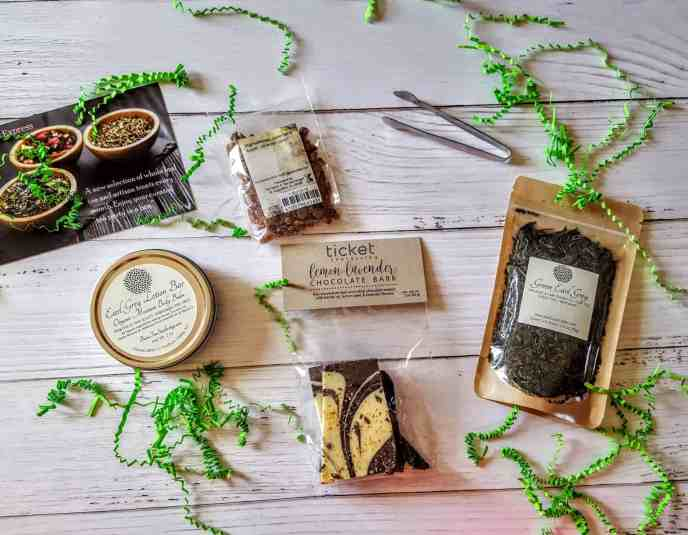 march tea box express