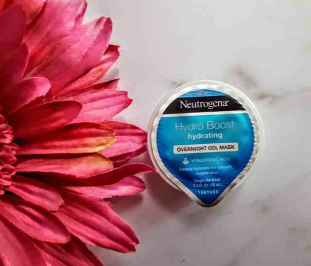 hydro boost overnight hydrating mask