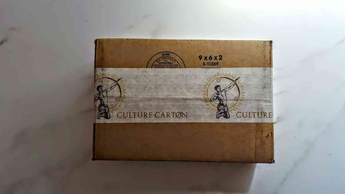 culture carton review