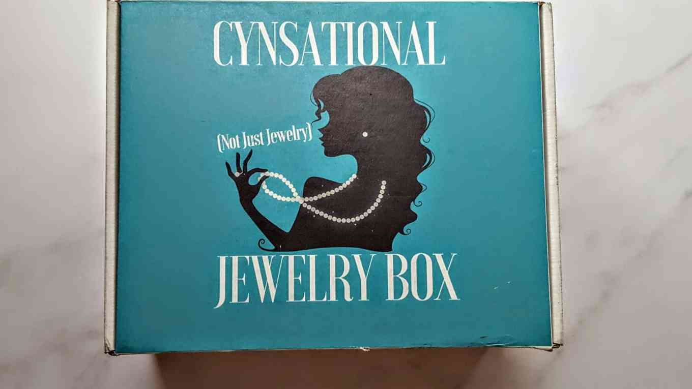 cynsational jewelry box review