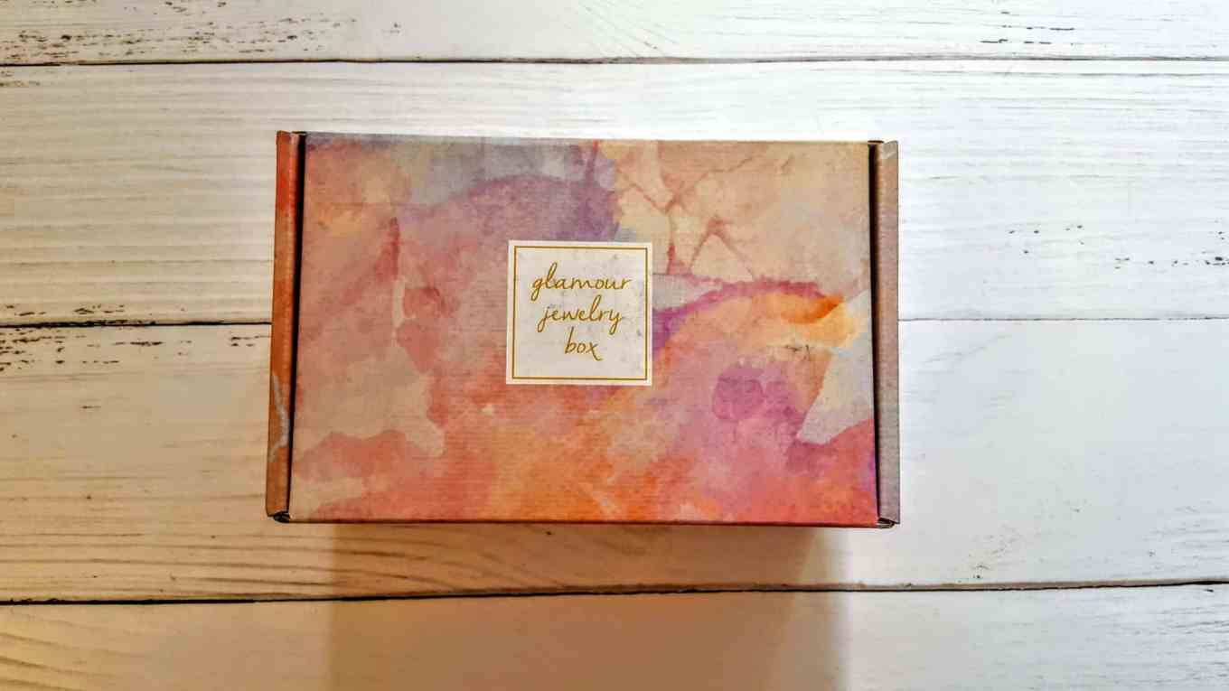 glamour jewelry box review