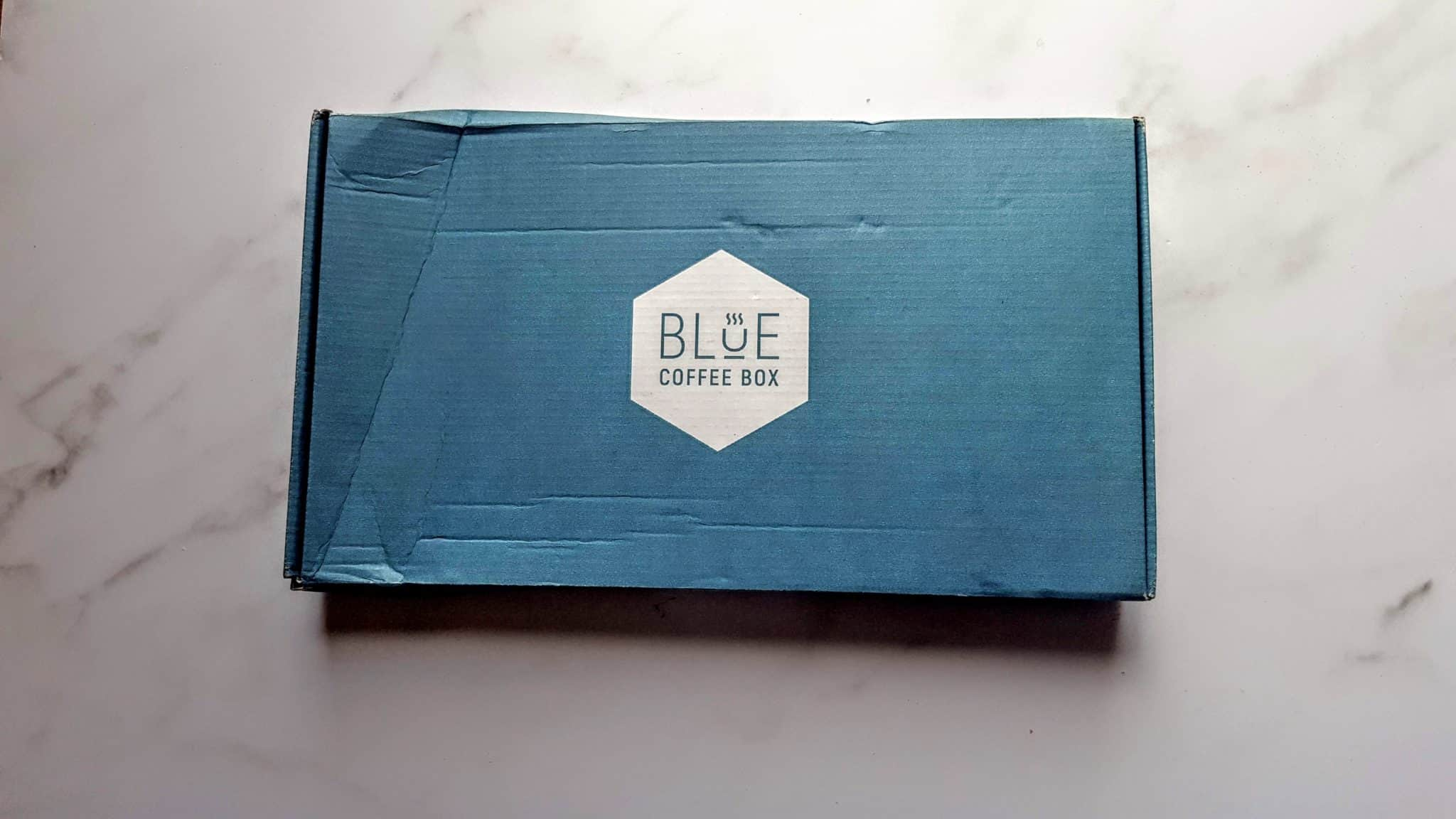 Blue Coffee Box Subscription Review + Unboxing + Coupon | December 2018