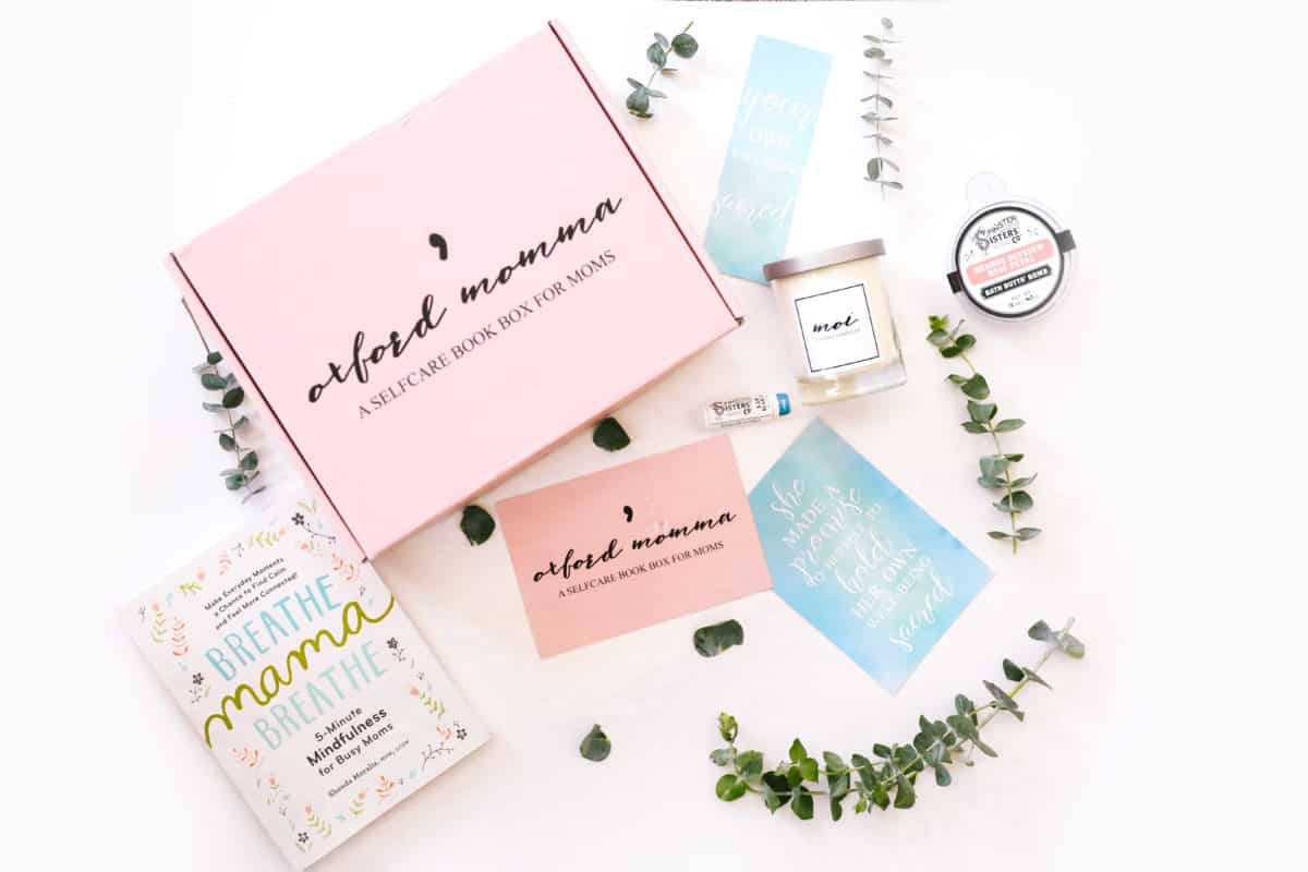 50% OFF your first Oxford Momma Box