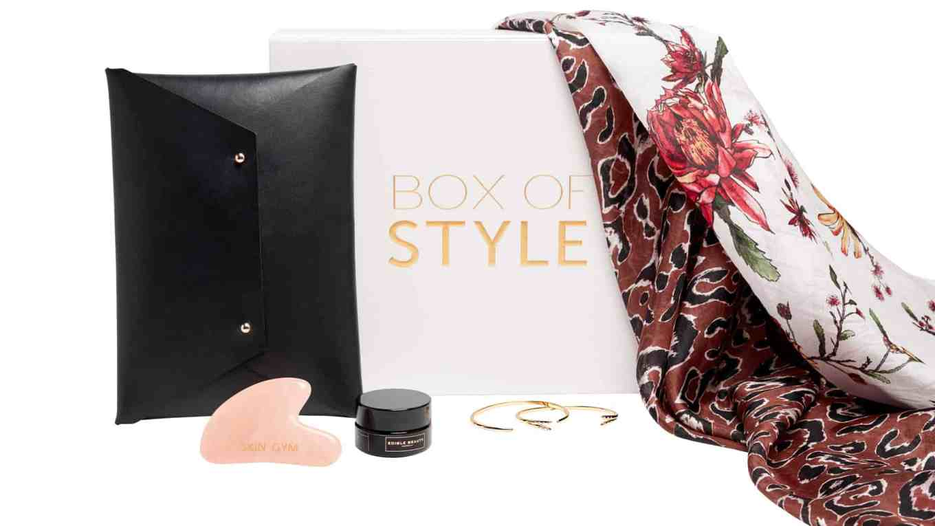 spring box of style coupon