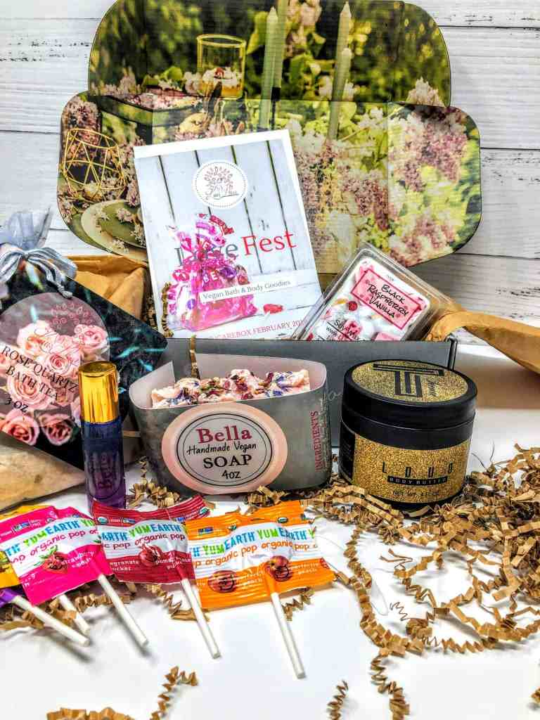 what's in the luvcarebox