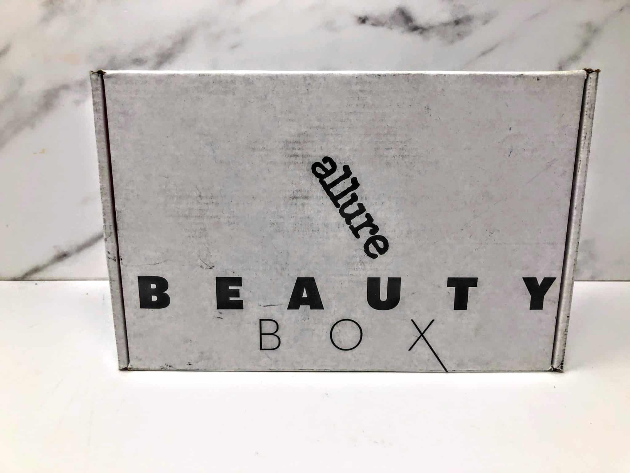 Allure Beauty Subscription Box Review + Unboxing + First Box $10 | March 2019