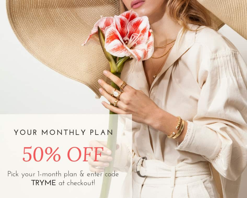 50% OFF Emma & Chloe Jewelry Subscription Boxes