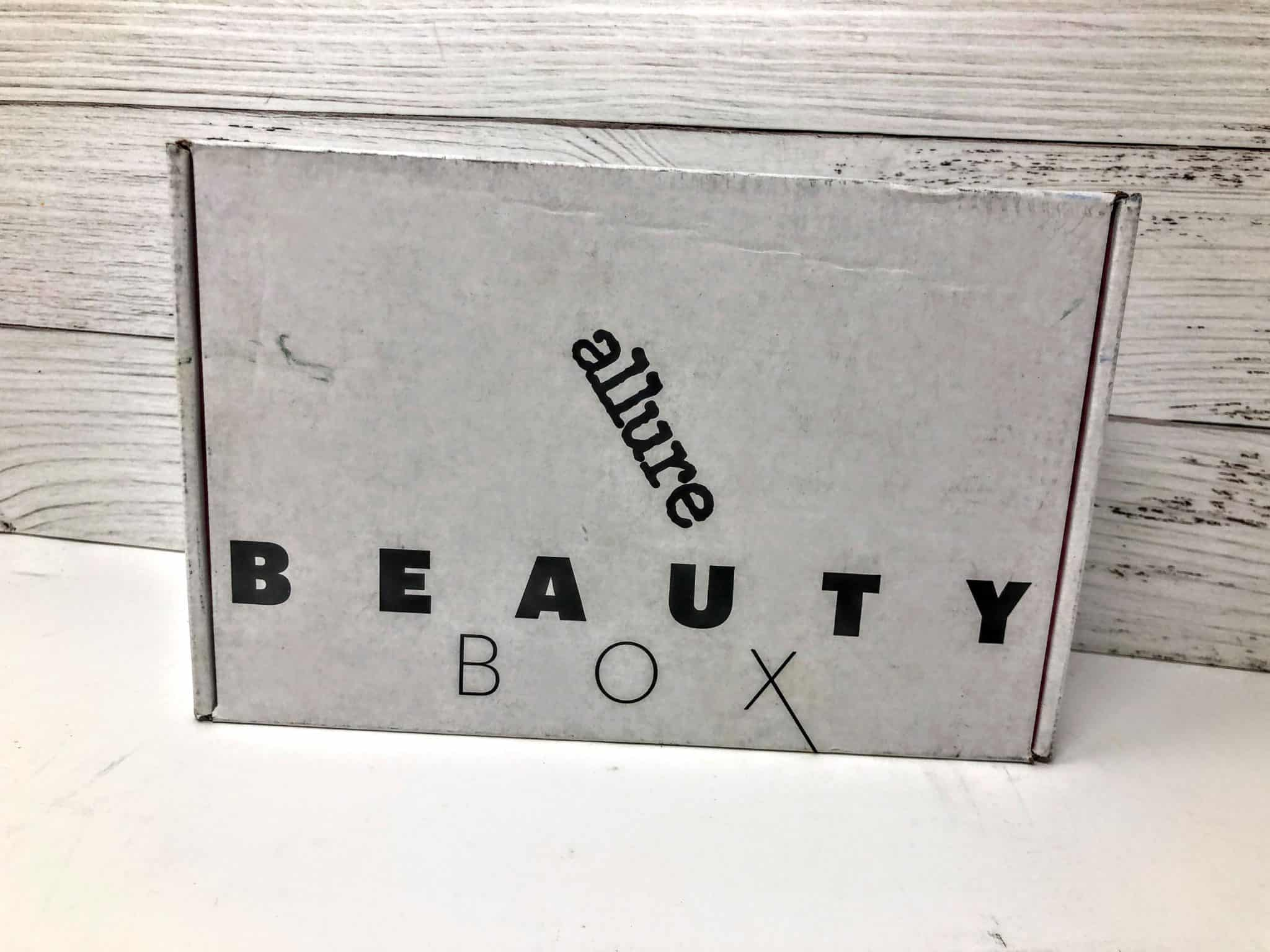 Allure Beauty Box Review + Unboxing +First Box Just $10 | August 2019