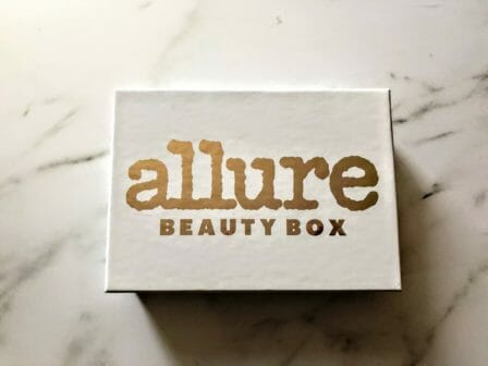 allure box february review