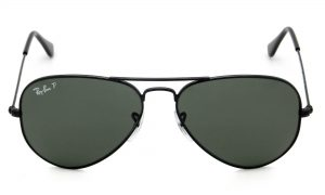 RAY BAN RB3025 AVIADOR POLARIZADO - ÓCULOS DE SOL - 002/58 - Lente 55mm