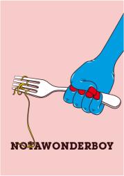 Spaghetti Lettering www.notawonderboy.com