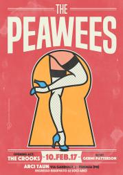 The Peawees www.notawonderboy.com