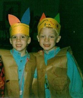 Trey and Coty Baer - Circa 1998