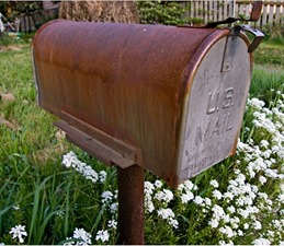 not before coffee mail box