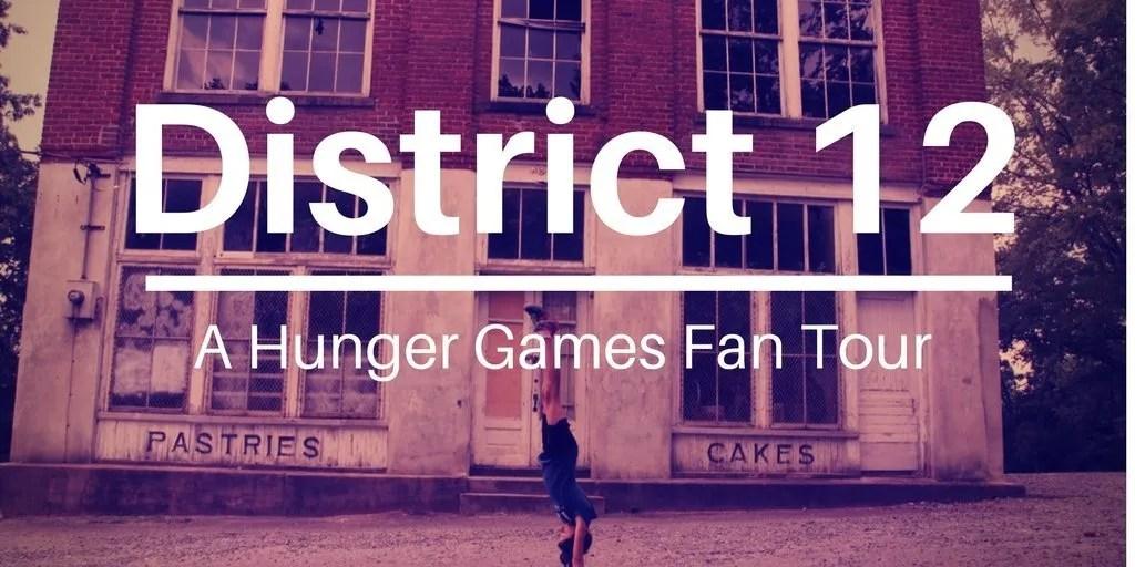 Hunger Games Fans - Visit District 12