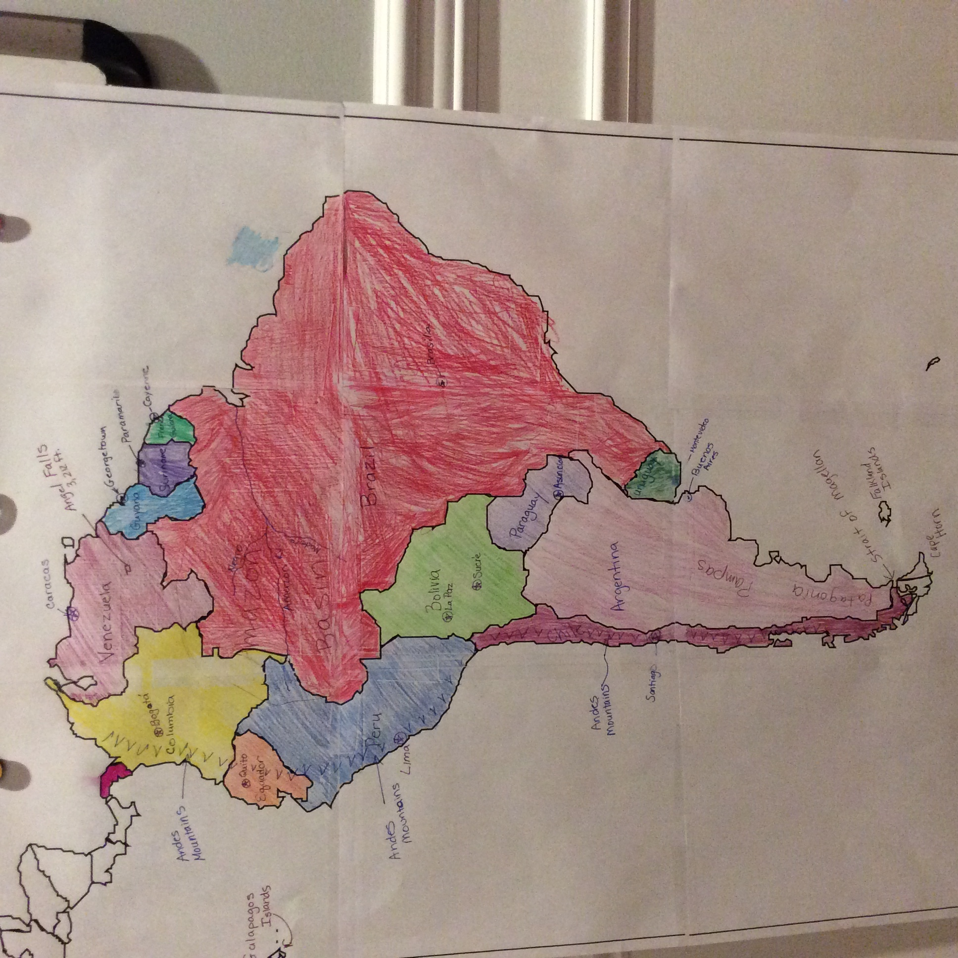 Yourchildlearns us map