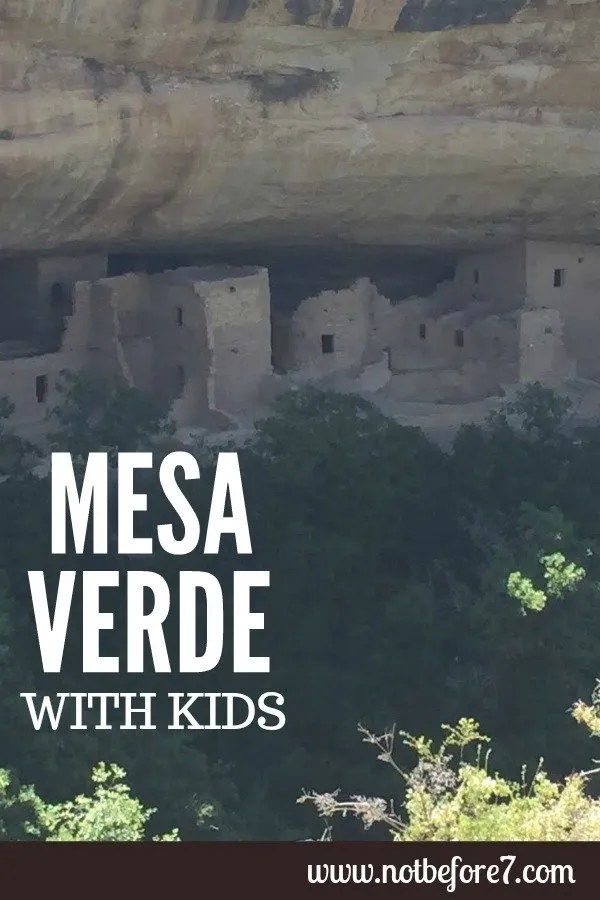Visit Mesa Verde with your kids for a memorable experience of a lifetime.
