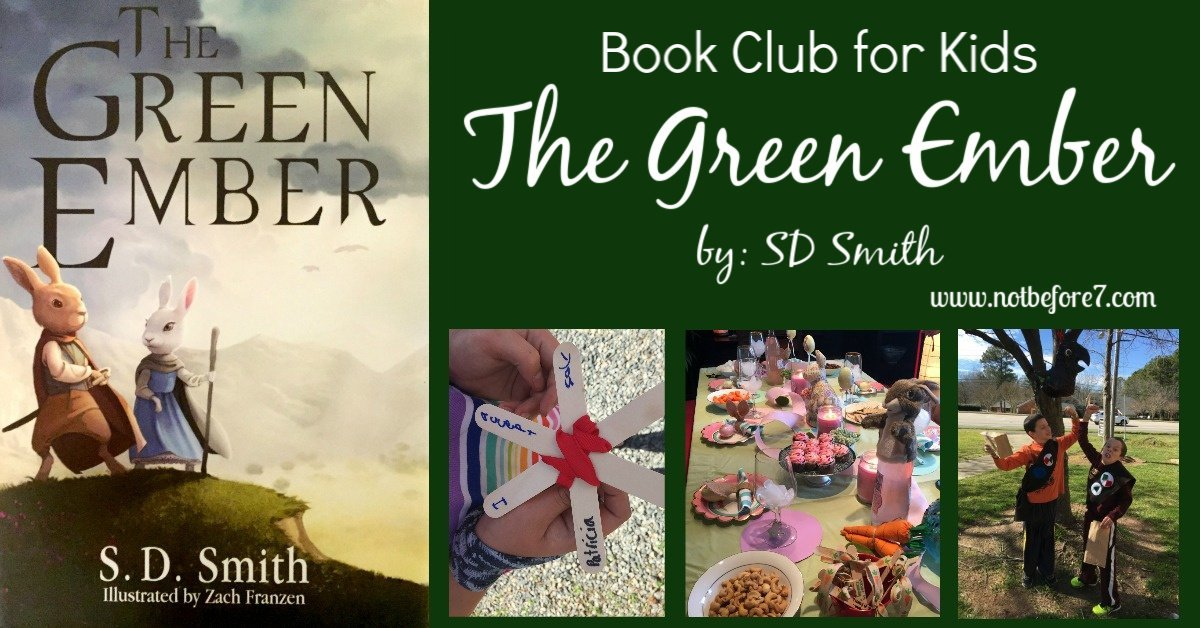 Green Ember Book Club