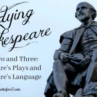 Shakespeare Month: Weeks Two and Three Round-Up