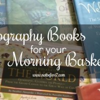Our Morning Basket: Geography Books for Kids