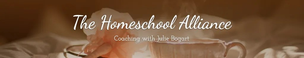 Gifts for the Brave Writer Lifestyle includes support for mom from the Homeschool Alliance.