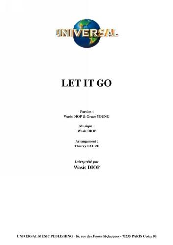 Free-scores.com : let it go (sheet music)