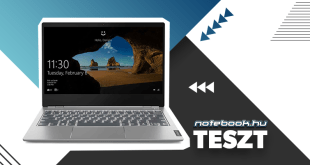 Lenovo ThinkBook 13s teszt