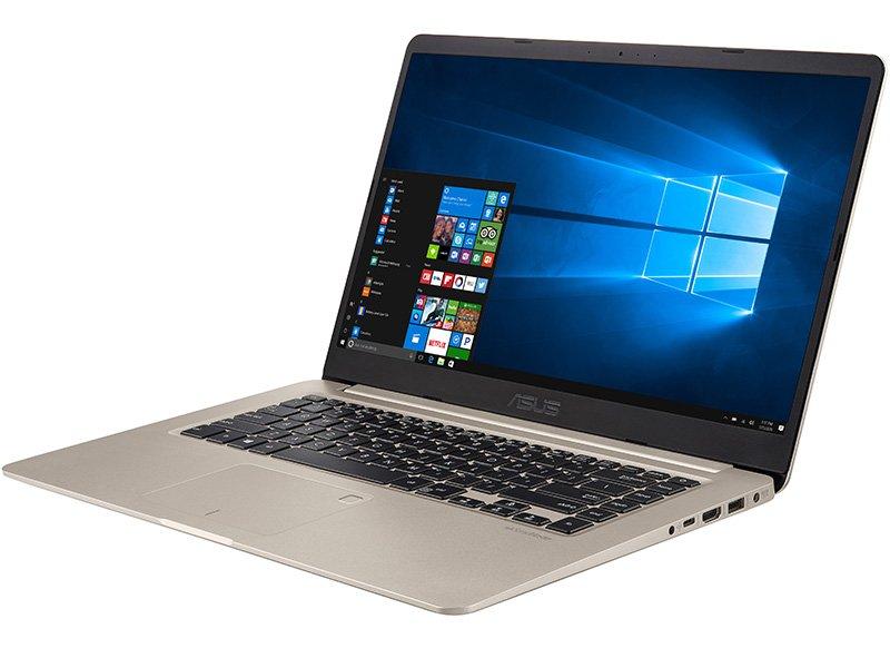 ASUS VivoBook S15 (S510UN-BQ070T) arany Laptop - Kifutott