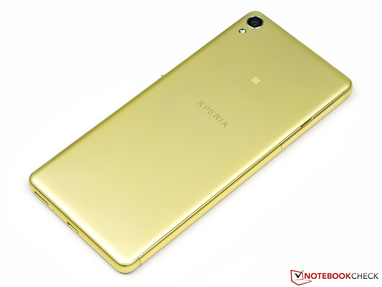 索尼 Xperia XA 智能手機簡短評測 - Notebookcheck