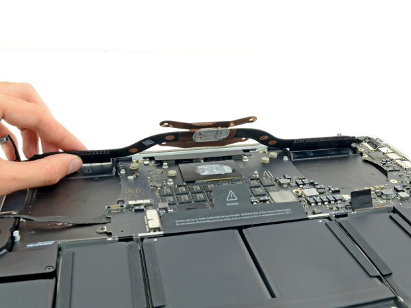 Ifixit Teardown Macbook Pro 13 Zoll Und 15 Retina