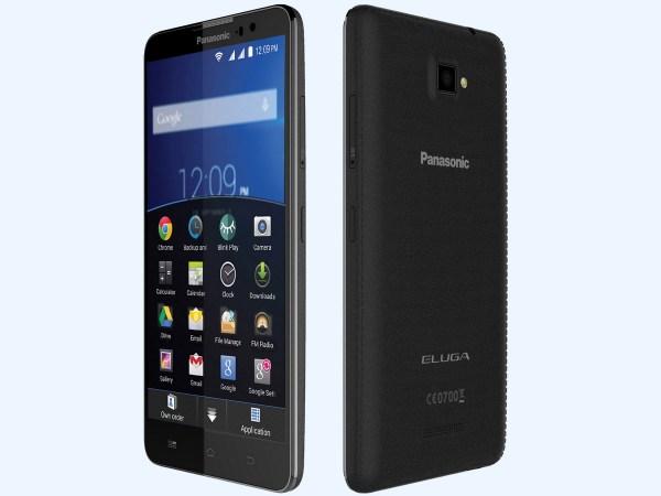 Panasonic Eluga 5-zoll-smartphone 150 Euro