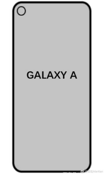 Samsung Galaxy A8s-Teaser: Erstes Randlos-Handy mit Loch
