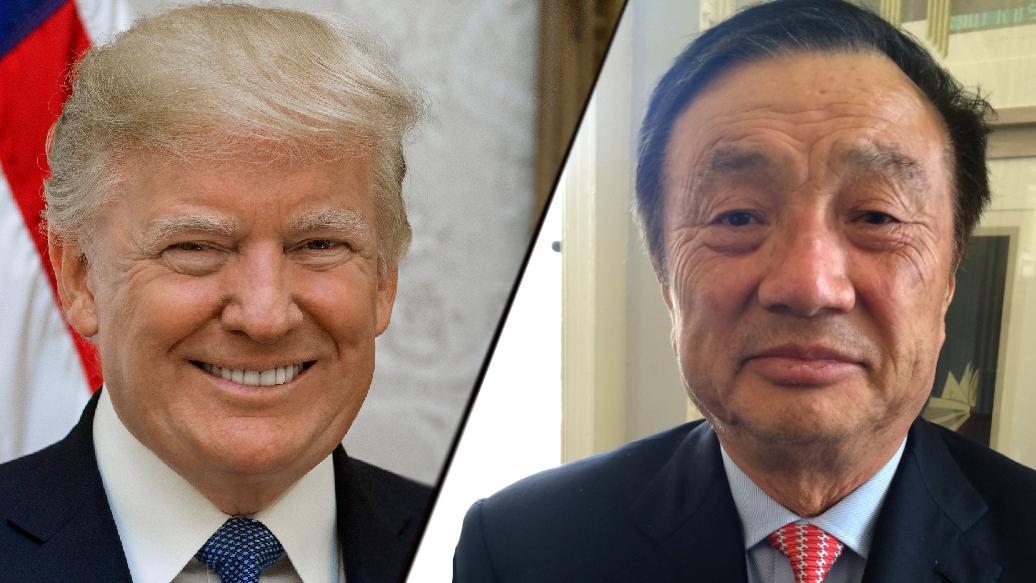 Trump: Huawei sehr gefährlich. US-Bann könnte aber aufgehoben werden - Notebookcheck.com News
