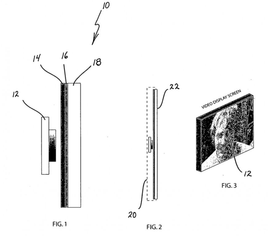 Ohne Notch: Samsung Patent verbirgt Kamera und Sensoren