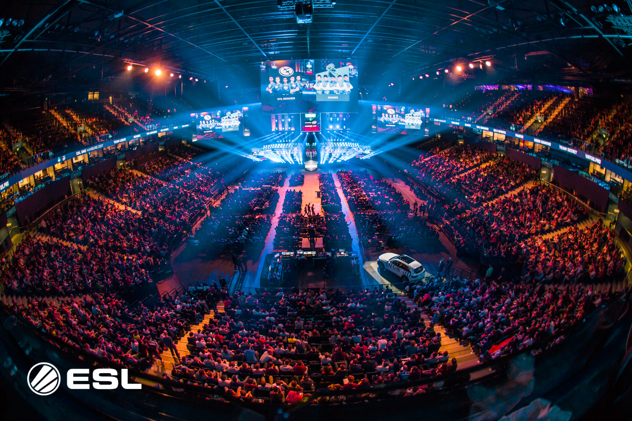 Alienware Iphone Wallpaper Esports Esl One Hamburg Mit 20 000 Fans Vor Ort Und 25
