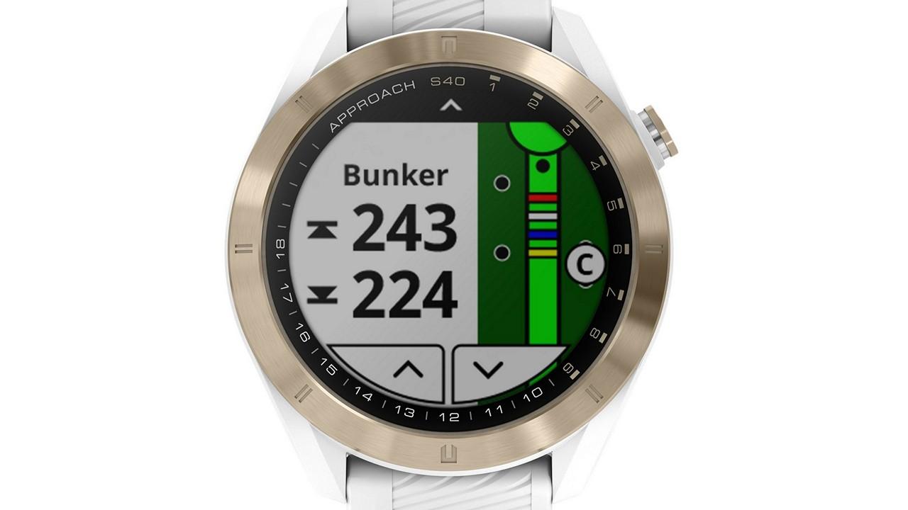 Garmin Approach S40 Smartwatch Golfuhr Ab 270 Euro