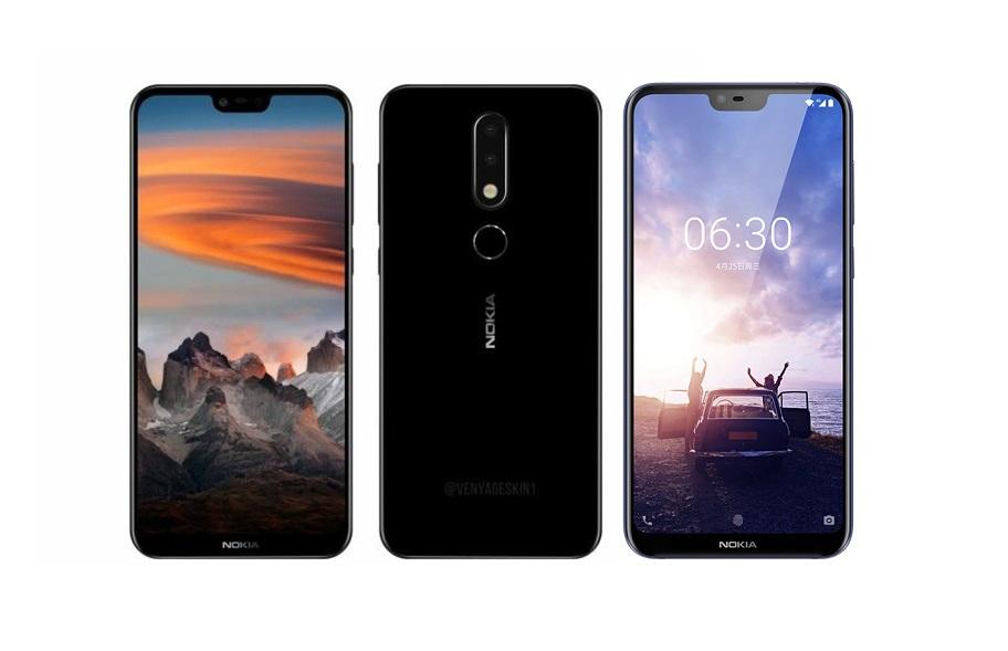 Nokia X 2018 Hands On Bilder Und Offizielle Render Aus