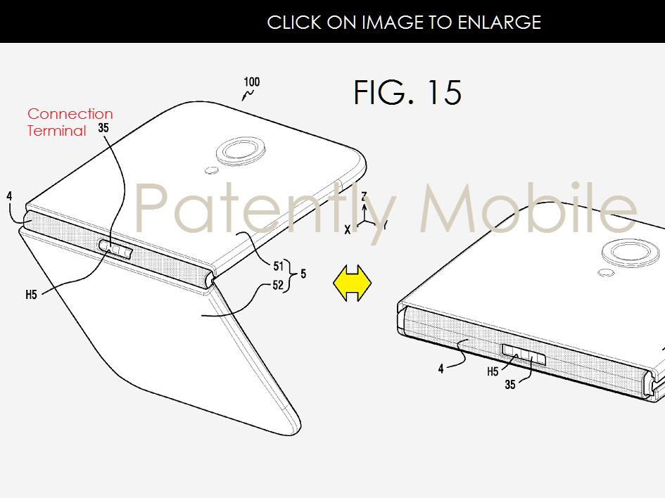 Samsung: Konzepte für faltbare Galaxy Smartphones und
