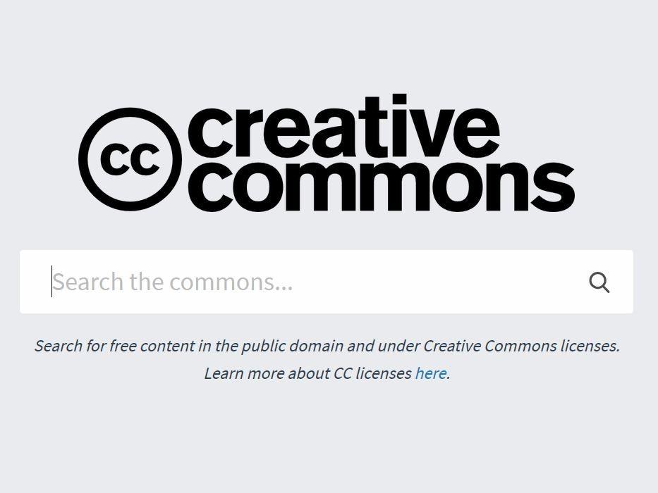 Neue Suchmaschine für Creative Commons-Bilder