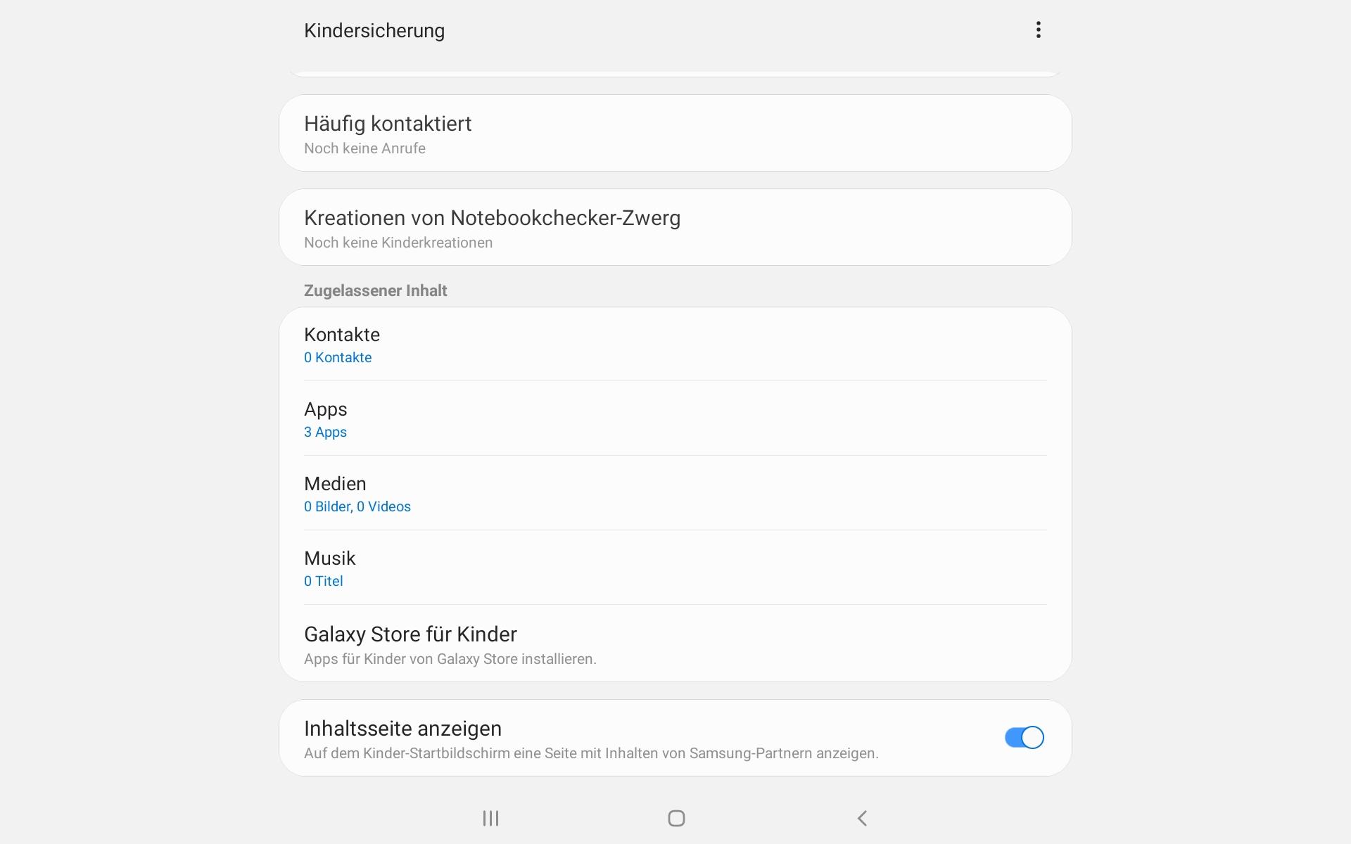 Test Samsung Galaxy Tab A 10.1 (2019) Tablet
