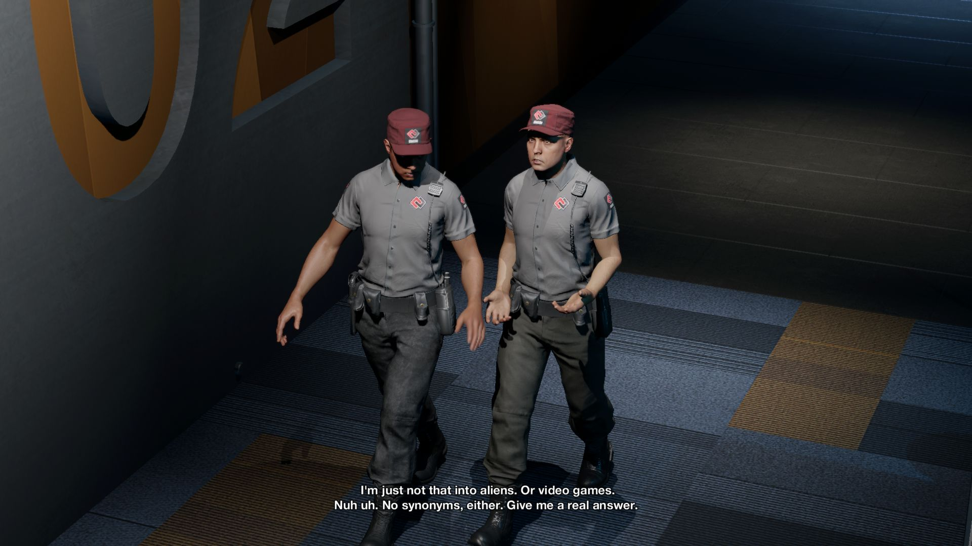 Security Guard Games