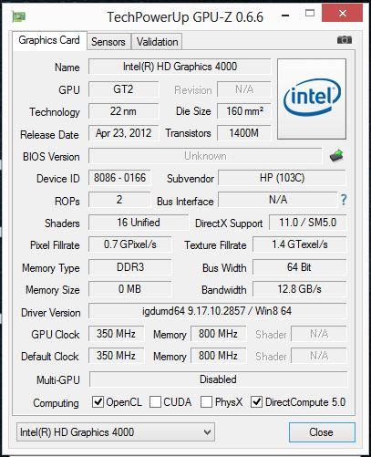 Test HP Spectre XT TouchSmart 15-4000eg Ultrabook