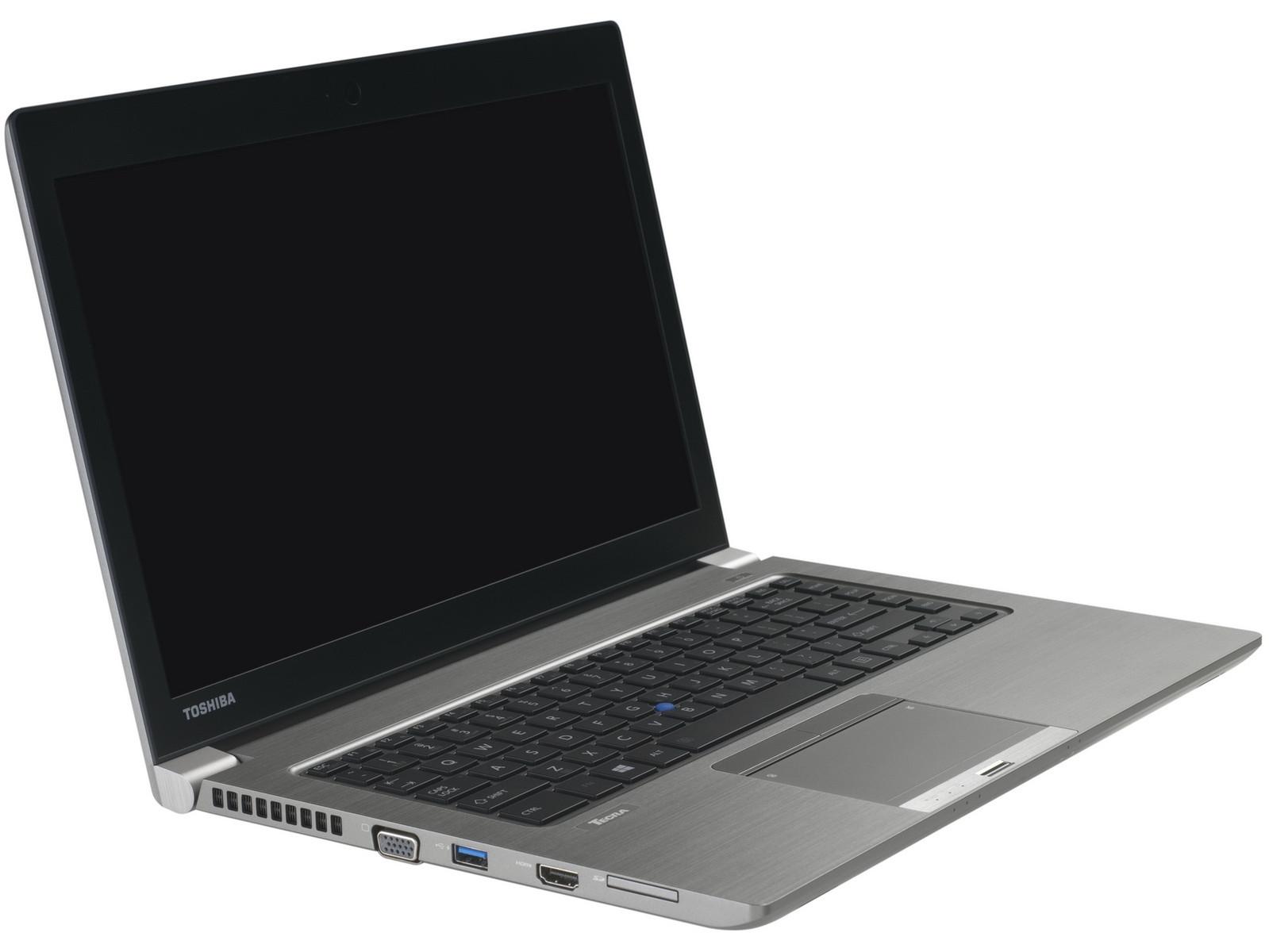 Toshiba: Weitere Notebooks der Serien Portege Z30t-A sowie