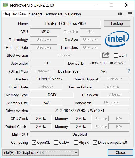 Breve Análise do Workstation HP ZBook 15 G4 (Xeon, Quadro