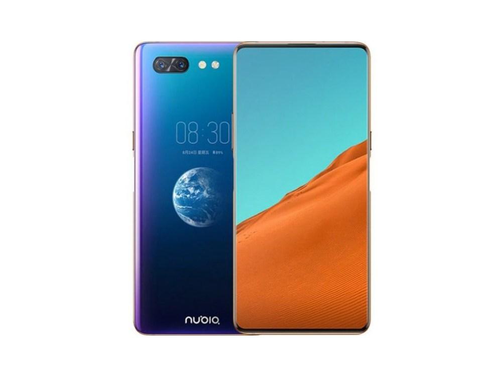 ZTE Nubia Z20 - Notebookcheck.info