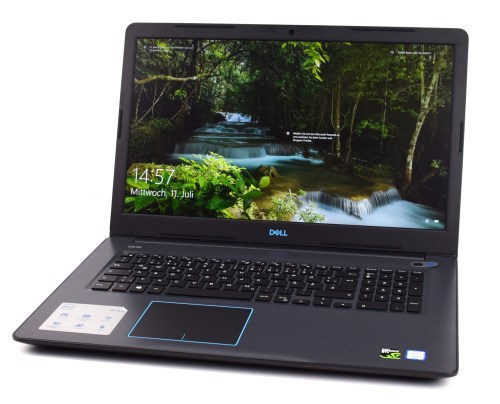 small resolution of dell g3 17 3779 i5 8300h gtx 1050 ssd ips laptop review notebookcheck net reviews