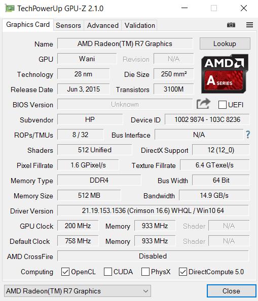 HP EliteBook 755 G4 (AMD PRO A12-9800B) Laptop Review