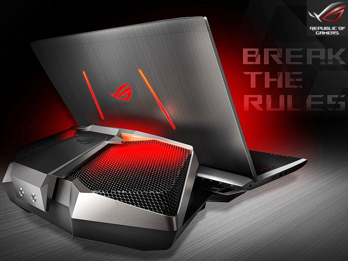 Asus Rog Hd Wallpaper Asus Rog Gx700 With Liquid Cooling Now Shipping