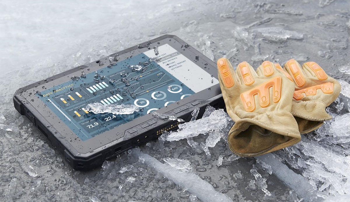 Dell launches Latitude 12 Rugged Tablet  NotebookCheck